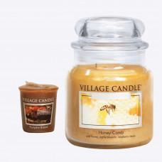 Roční předplatné Marianne Bydlení + sada svíček Village Candle (2ks)