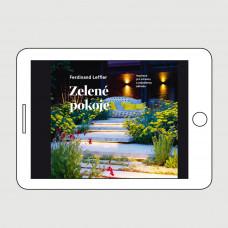 Roční předplatné Marianne bydlení + e-kniha Zelené pokoje