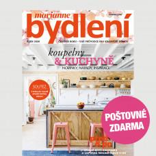 Aktuální vydání Marianne bydlení 10/2020 POŠTOVNÉ ZDARMA (pouze pro ČR)